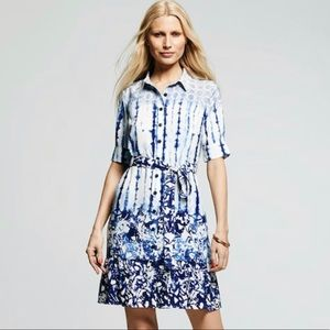 5 for $25 |Peter Som Tie-Dye Shirtdress
